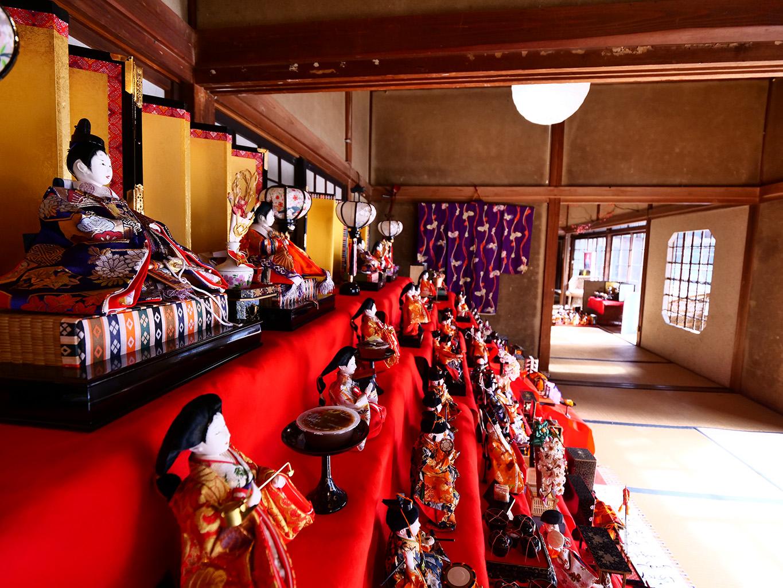 一ノ倉邸のひな祭り【ひな遊ぶ】(2021年は中止)  | 岩手・盛岡の観光(Morioka・Iwate)