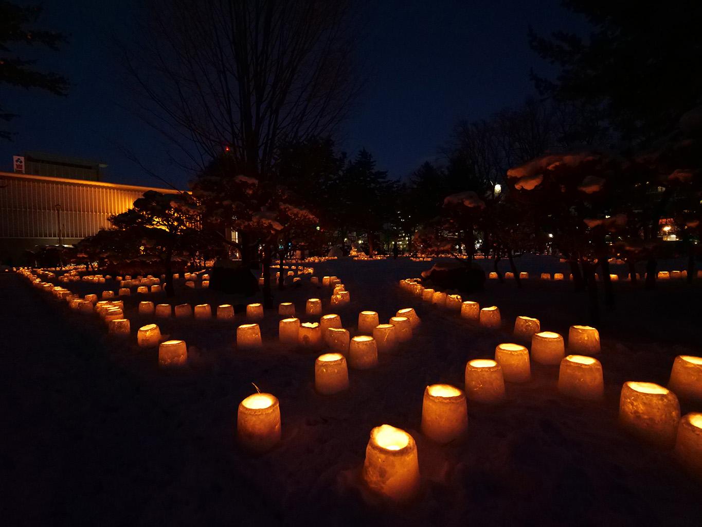 もりおか雪あかり(2021年 メイン会場は中止) | 岩手・盛岡の観光(Morioka・Iwate)