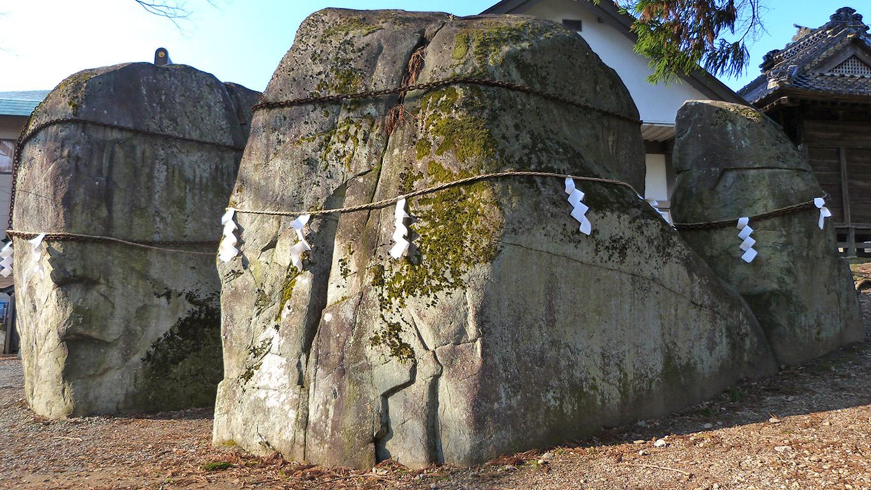 「岩手」の起源がここに? 三ツ石神社 Mitsuishi Shrine  | 岩手・盛岡の観光(Iwate・Morioka)