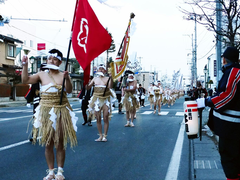 裸参り | 岩手・盛岡の観光(Morioka・Iwate)