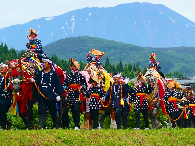 チャグチャグ馬コ Chagu Chagu Umako Festival | 岩手・盛岡の観光(Iwate・Morioka)