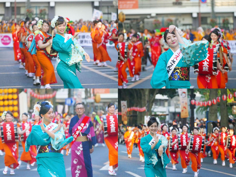 盛岡さんさ踊り Morioka Sansa Odori Festival | 岩手・盛岡の観光(Iwate・Morioka)