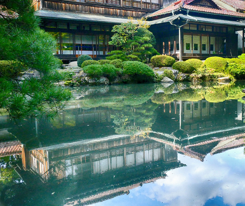 武田邸(盛岡市保護庭園・盛岡市保存建造物) | 岩手・盛岡の観光(Morioka・Iwate)