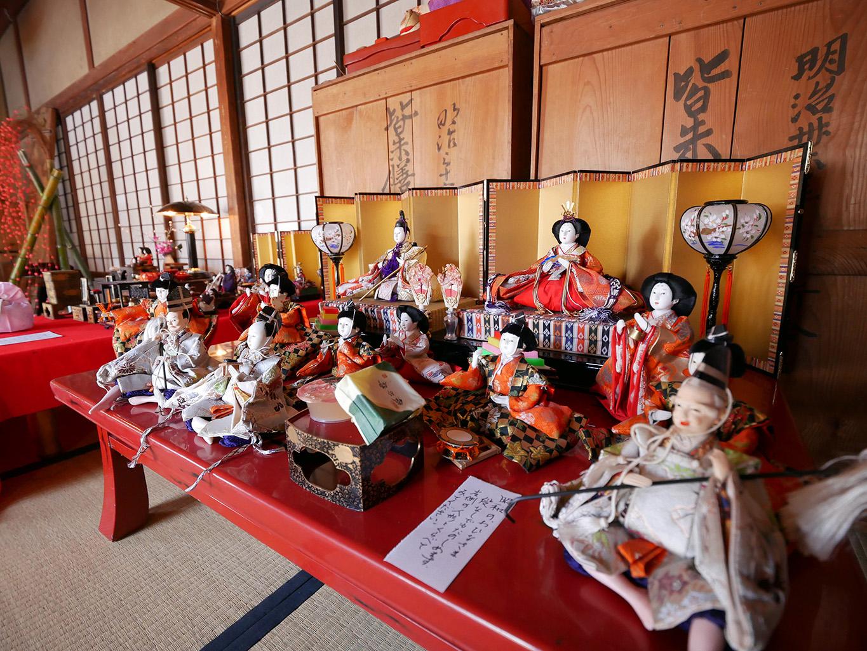一ノ倉邸のひな祭り【ひな遊ぶ】 | 岩手・盛岡の観光(Morioka・Iwate)